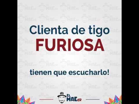 Clienta Furiosa - Llamada Tigo Star