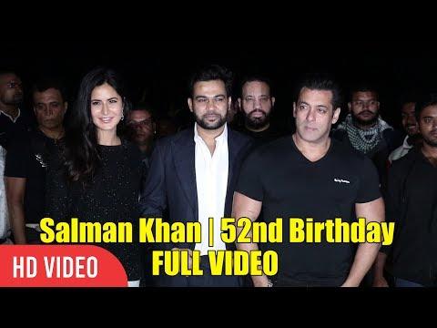 Xxx Mp4 Salman Khan With Katrina Kaif Celebrates 52nd Birthday At Panvel Farmhouse FULL VIDEO 3gp Sex