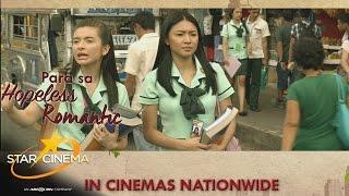 Para Sa Hopeless Romantic (This is the hit movie this tag-init!)