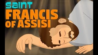 Story of Saint Francis of Assisi  | English | Story of Saints For Kids