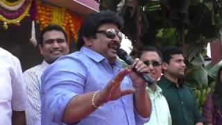 Rajini and Kamal இரு பிரம்மாண்டம் அரசியலுக்கு வந்துள்ளது வரவேற்கத்தக்கது - இளைய திலகம் Prabu