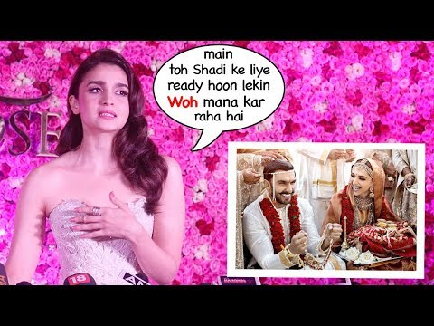 Xxx Mp4 Alia Bhatt 39 S Sh0cking Comment On MARRIAGE With Bf Ranbir Kapoor After His Ex Gf Deepika WEDS Ranveer 3gp Sex