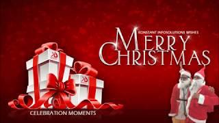 Christmas Celebration 2017 at Konstant Infosolutions