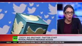 Bird's eye: Twitter staff reveal private data access