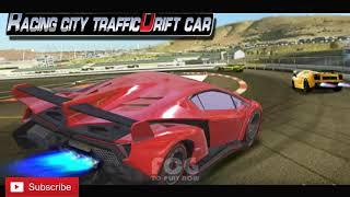 Racing City Traffic Drift Car - Mobil Balap Lalu Lintas Kota Balapan - Android Gameplay