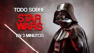 ¡Todo 'Star Wars: Episodio VII' en 3 minutos!