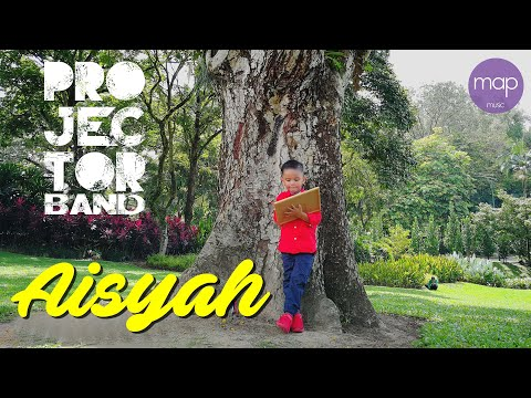 Download Projector Band - Aisyah (Official Lirik Video) (a.k.a Satu Dua Tiga Cinta Kamu) free