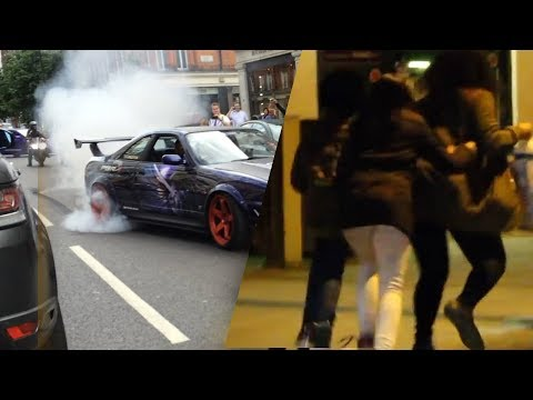 Ultimate Newest BRUTAL EXHAUST SCARING Women And Kids FUNNY CRINGE 2017