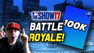 PLAYING UNTIL WE LOSE! | MLB The Show 17 Battle Royale