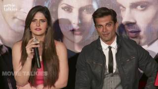 Zarine Khan's Speech On Salman Knowing About Intimate Scene In Hate Story 3