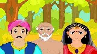 Indian Folk Tales Stories in English - Famous Folk Tales with Morals