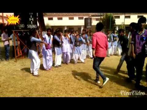 Chain Dance in Nawapara Ambikapur