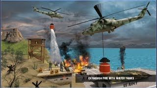 Offroad US Army Transport Game / Transport Simulator Games / Android Gameplay Video