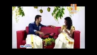 Vishu Special Program-Unni Mukundan-One TV-Part 01