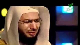 مقطع مؤثر جداً لفضيلة الشيخ محمد الصاوي .. (موت النبي صلي الله عليه وسلم)