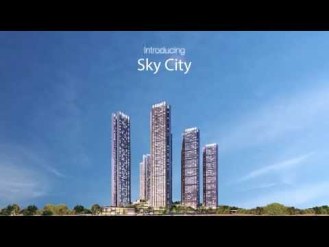 Walk Through : Oberoi Sky City Borivali East Mumbai Pre Launch - Price, Location, Brochure, Reviews