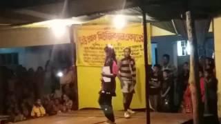 Bangla comedy with hot Dance