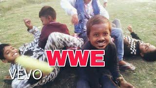 Baby WWE | Funny Video | Shivdhara Darbhanga | T.K VEVO 2018