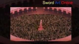 Sword Art Online Opening (1,2,3,4) Español Latino