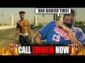 "Someone Call Eminem Asap! | Dax - ""Rap God"" Freestyle [One Take Video] (REACTION!)"