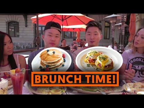FUNG BROS FOOD Brunch Breakfast Lunch