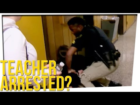 Xxx Mp4 Teacher Arrested During School Board Meeting Ft Silent Mike Gina Darling 3gp Sex