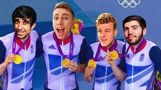 LACHLAN JOINS! - LONDON 2012