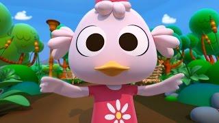 La Patita Lulú - Las Canciones del Zoo 2   El Reino Infantil