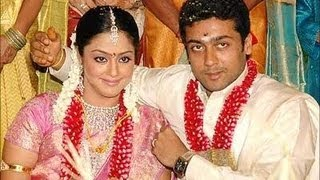 Tamil Actor Suriya & Jothika official Marriage  video