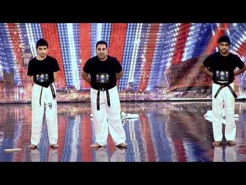 TKD Remix on Britain s Got Talent 2011 Week 3