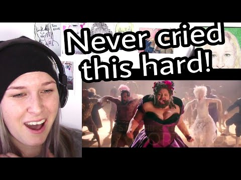 THE GREATEST SHOWMAN - THIS IS ME ( OFFICIAL LYRIC VIDEO ) | REACTION