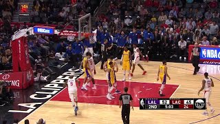 Quarter 2 One Box Video :Clippers Vs. Lakers, 10/12/2017