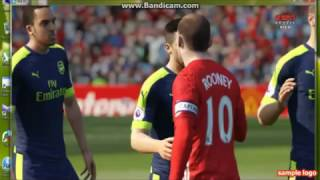 New premier league 16-17 scoreard and pop up installation for fifa 16
