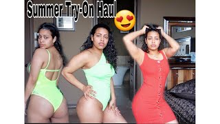 Summer Try-On Clothing Haul👗