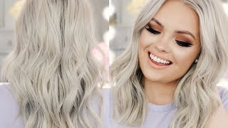HOW TO: PLATINUM BLONDE HAIR