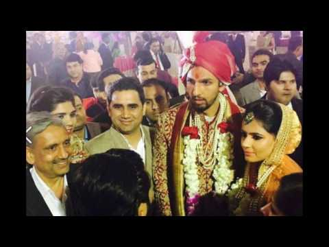 Ishant Sharma tied the knot with basketball player Pratima Singh glamorous pics