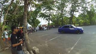 dare to be driven   slalom   toyota soluna TSC bali