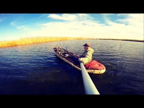 вело водный поход рыбалка