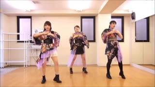 GARNiDELiA - Gokuraku Jodo (WaRM Dance cover) 【Mirrored】