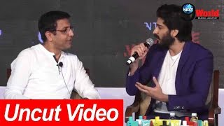 UNCUT! Launch Of Cinthol New Mens Grooming Range With Actor Harshvardhan Kapoor