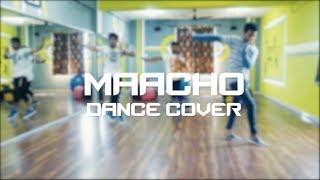 MACHO DANCE COVER | MERSAL | VIJAY | AR RAHMAN | ATLEE