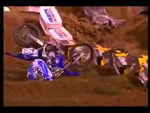 100 Motocross Las peores caidas