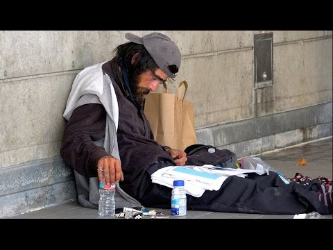 Top 4 - Helping the Homeless (Social Experiment) 2016