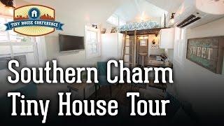 Video Tour of Tiny House - Tiny Beach House