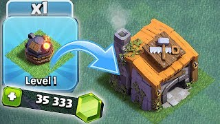 NEW BUILDER HALL 6 UPDATE!! | Clash Of Clans | NEW DEFENSE!!