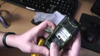 Посылка № - 143 / ударо-, пыле-, водоустойчивый телефон / Land Rover A6 / 28$