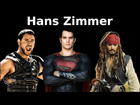 Hans Zimmer - Greatest Soundtracks. (Mixed 2016)