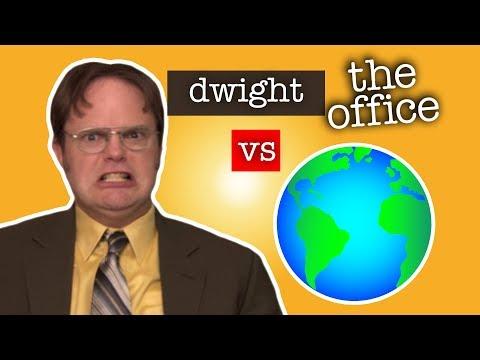 Xxx Mp4 Dwight Schrute Vs The World The Office US 3gp Sex