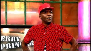 You Are Not My Gay BFF! (The Jerry Springer Show)