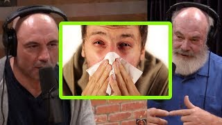 Can Psychedelics Cure Your Allergies? - Joe Rogan and Andrew Weil